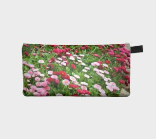 Aperçu de Pink Flowers Pencil Case