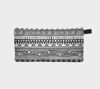 Aztec Print Pencil Case preview