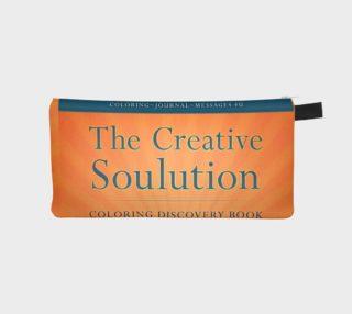 Creative Soulution Book Cover Pencil Case  preview