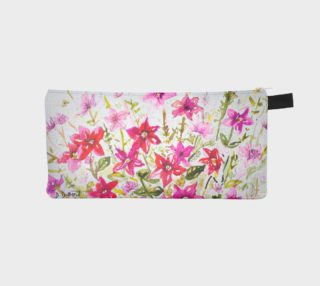 Pink Mademoiselle pencil case preview
