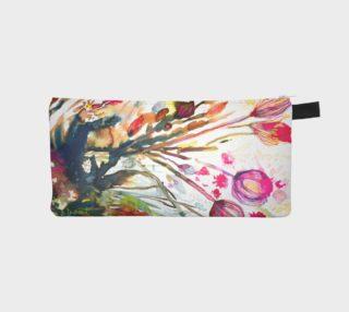 Sea Flowers pencil case preview