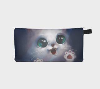 Aperçu de Hungry cat - Pencil case