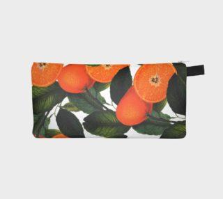Aperçu de The Forbidden Orange Pencil Case