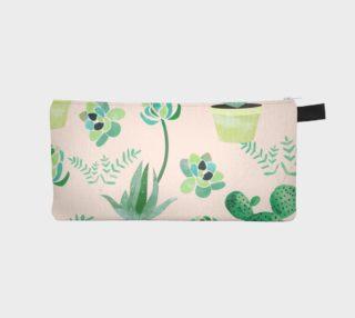 Aperçu de Cactus Pattern Pencil case
