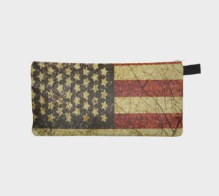 Vintage American Roots Pencil Case preview
