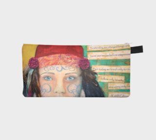 Yesterday and Today Pencil Case preview
