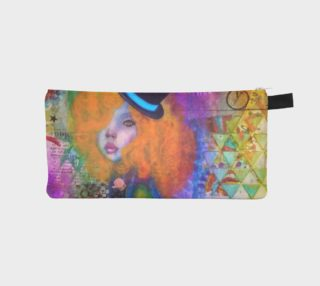 Aperçu de Life is a Circus! - Pencil Case by Danita Lyn