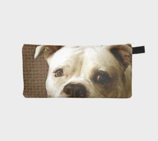 American Bulldog Pencil bag preview