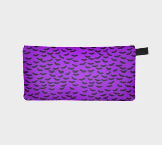 Bats in the Belfry-Purple Pencil Case preview