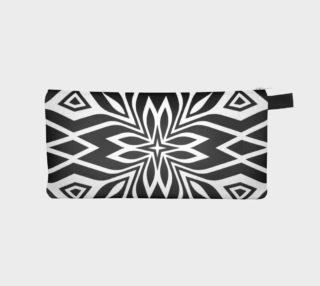 Funky Tribe Black+White Pattern V2 preview