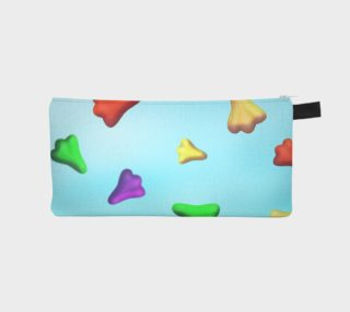 Jet Planes Pencil Case by Squibble Design preview