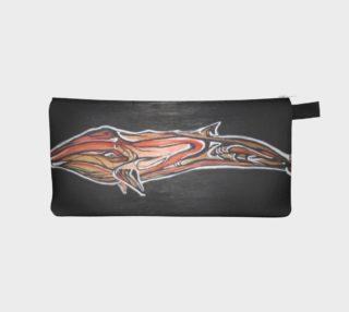 Whale Pencil Bag preview