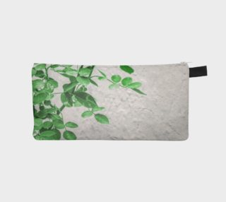 Plants over Wall Photo Pencil Case preview
