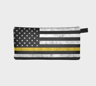 Thin Gold Line Carry All Pouch preview