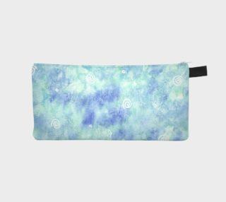 Blue lagoon Pencil Case preview