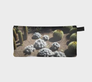 Cactus Garden Pencil Case preview