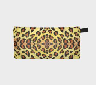 Leopard fur Pencil Case preview