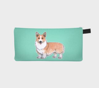 Welsh corgi dog Pencil Case preview