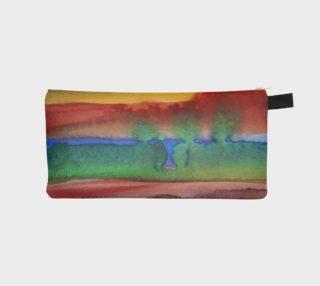 Aperçu de Watercolor Desert Case