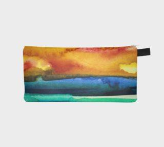 Aperçu de Watercolor Sunrise Case