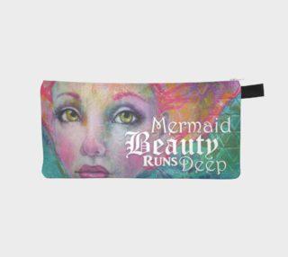 Mermaid Beauty Runs Deep - Case - by Danita Lyn preview