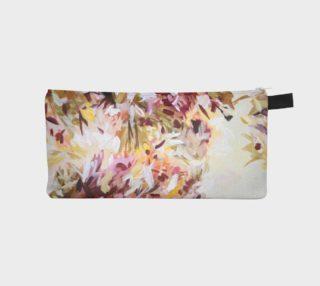 flower pencil case design original artwork  preview