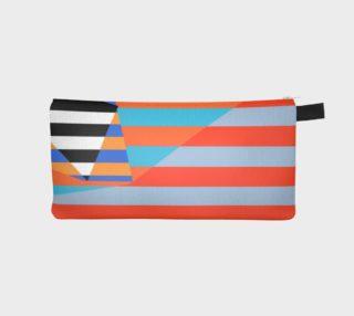 strange stripes zip preview