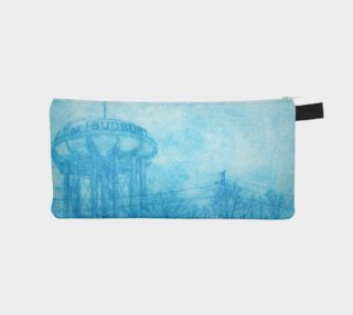 The Sudbury Water Tower Blue Pencil Case preview