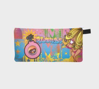 Aperçu de AfroPuff™ Blonde Bomb Pencil Case