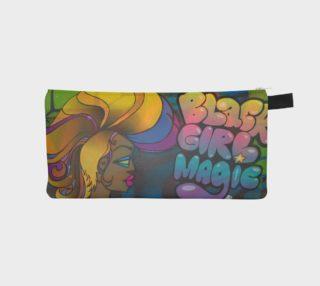 Aperçu de AfroPuff™ Mohawk Girl BGM Pencil Case