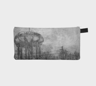 The Sudbury Water Tower Black Pencil Case preview