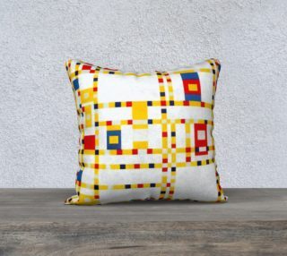 Mondrian Abstract Art Broadway preview