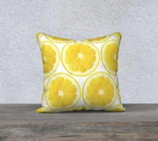lemonade pillow preview