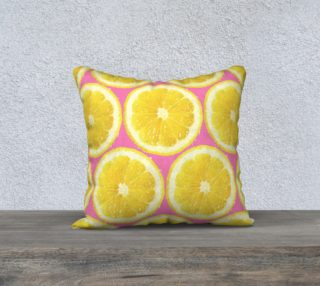 pink lemonade pillow preview