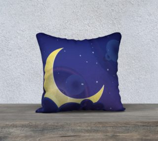 Good Night Sweet Dreams Pillow Case 18x18 preview
