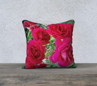 Lovely rose Pillow case cover preview