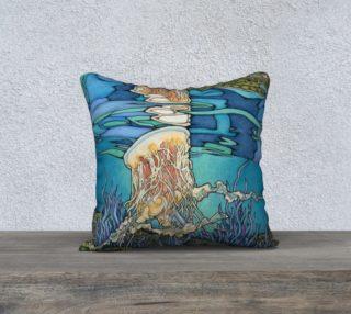 Poseidon's Pulse Pillow Case preview