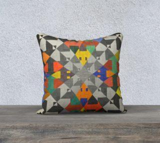 Iron Cross Pillow preview