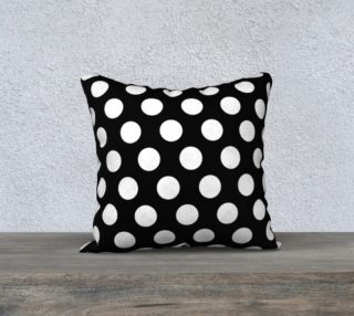 Aperçu de Effervescence 18 x 18 Pillow Case