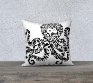 OctoFred Pillow preview