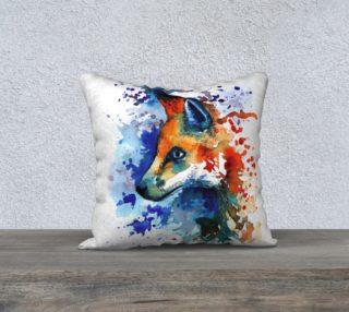 Aperçu de Splatter Fox Paint