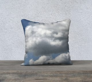 Clouds Pillow preview