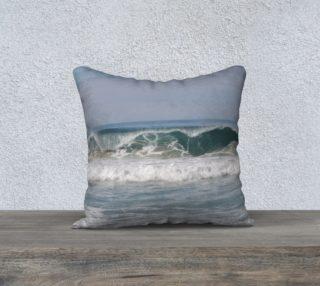 Malibu Waves Pillow preview
