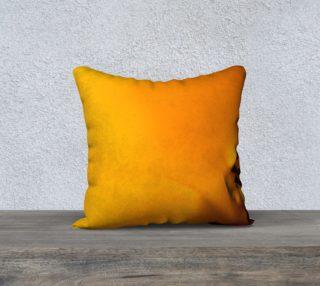 18 x 18 Sunflower Center Pillow preview