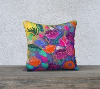 Coussin 18x18 Floral 2 preview