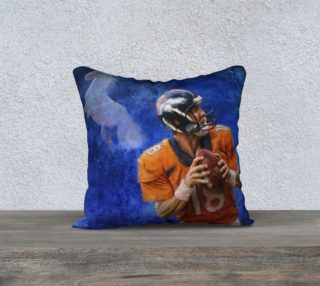 Peyton's Place Pillow preview