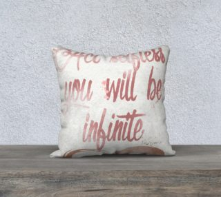Aperçu de Act Selfless, You Will Be Infinite
