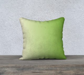 Lime Green and Cream Pillow Case 18 preview