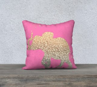HAPPY ELEPHANT PINK preview