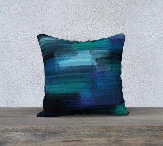 Midnight Ocean 18x18 Pillow Case preview